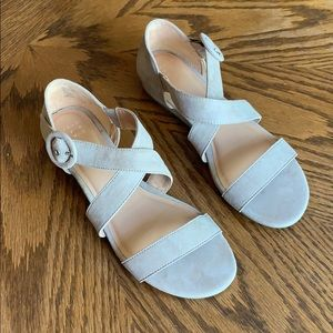 A New Day sandals - neutral color!
